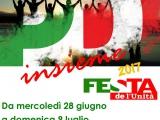 FESTA DE L'UNITA' DI RIVALTA – dal 28 giugno al 9 luglio