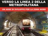 Verso la Linea 2 della Metropolitana – giovedì 9 novembre ore 18