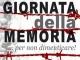 27 gennaio – Giornata della Memoria