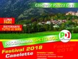 FESTA DE L'UNITA' DI CASELETTE – dal 28 giugno al 1 luglio