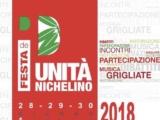 FESTA DE L'UNITA' DI NICHELINO – DAL 28 GIUGNO AL 1 LUGLIO