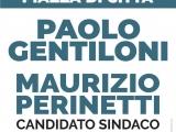 POALO GENTILONI A IVREA PER PERINETTI SINDACO – 19 giugno ore 18.30