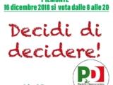 CONGRESSO REGIONALE 2018 – RIUNIONI DI CIRCOLO