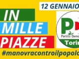 IN 1000 PIAZZE #MANOVRACONTROILPOPOLO