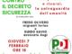 Contro il Decreto Sicurezza, tra proteste e ricorsi, per la salvaguardia dell'umanità.– 7 febbraio Torino