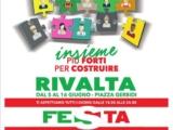 FESTA DE L'UNITA' DI RIVALTA – DAL 5 AL 16 GIUGNO