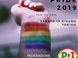 TORINO PRIDE – IL PD TORINO ADERISCE